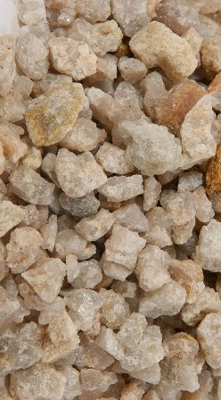 BEIGE DISPLAY   Pebbles For Africa