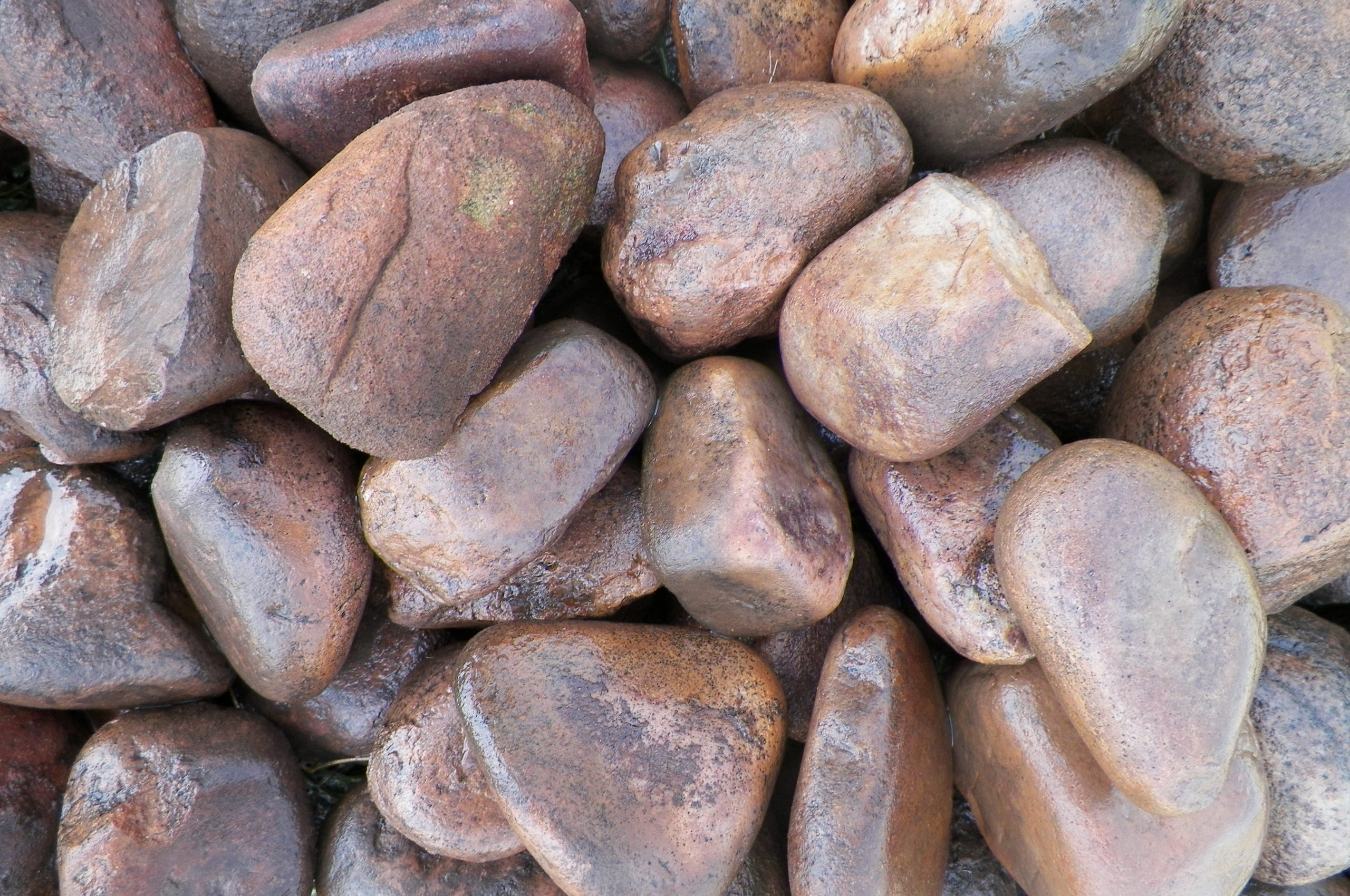 BROWN MIXED | Pebbles for Africa