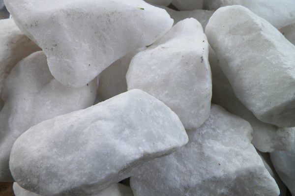 white sparkle Pebbles | Pebbles for africa
