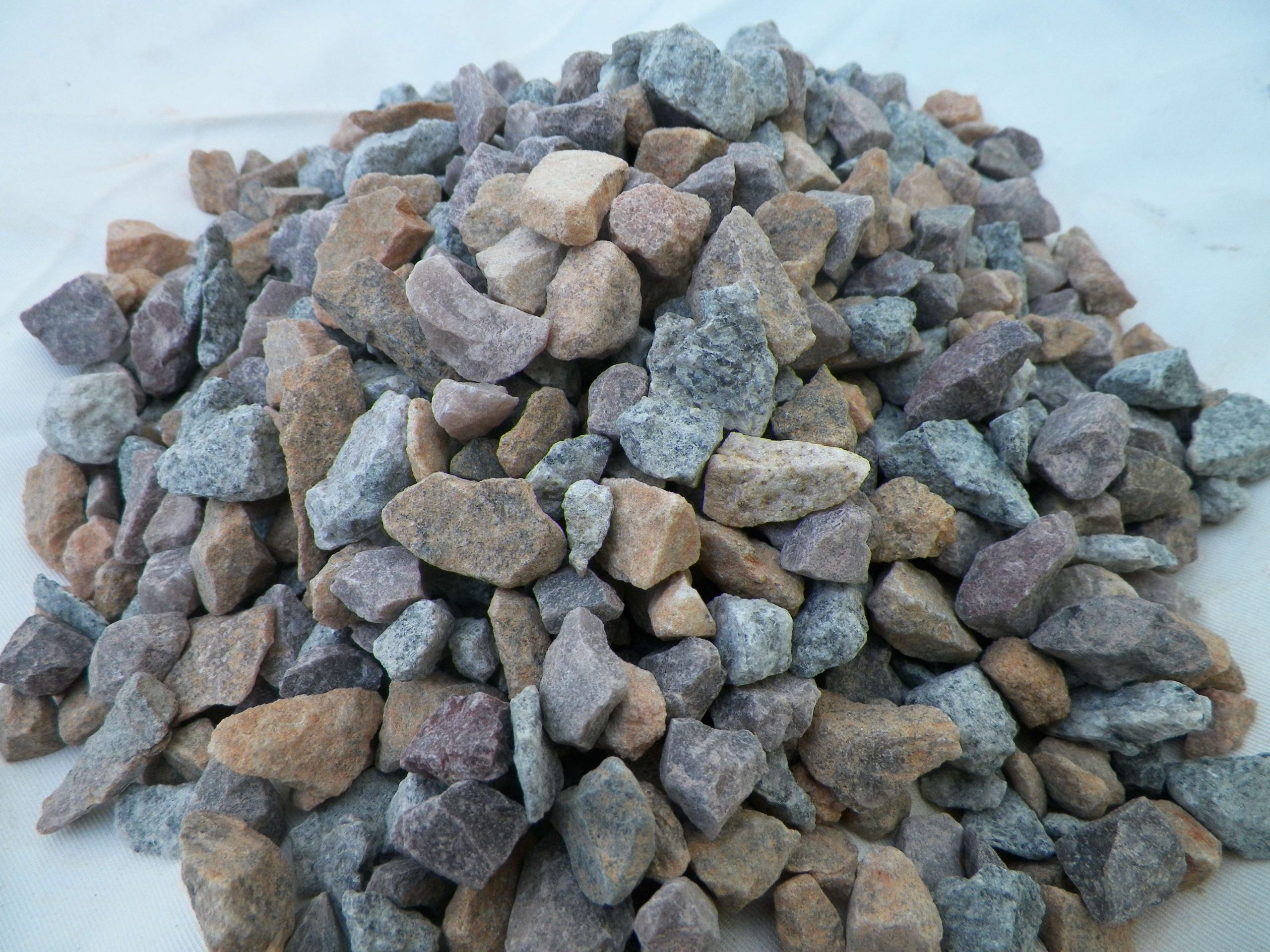 Mix Dump Rock and pebbles   Pebbles for Africa