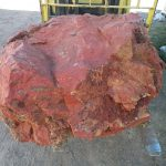 Red Jasper Rock | Pebbles For Africa